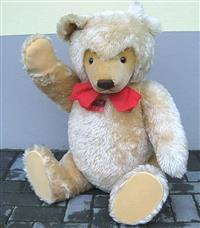 Steiff Original Teddy  Display Piece EAN 0201/99