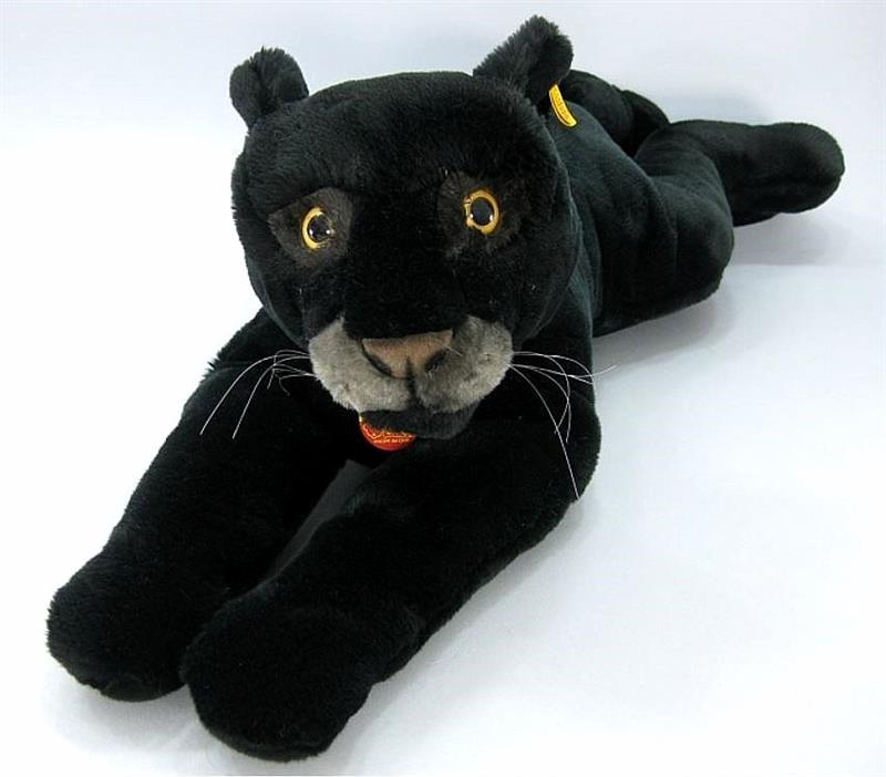 Steiff Molly Panther, Lying EAN 0387/75