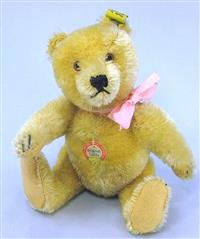 Steiff Original Teddy EAN 5322,01