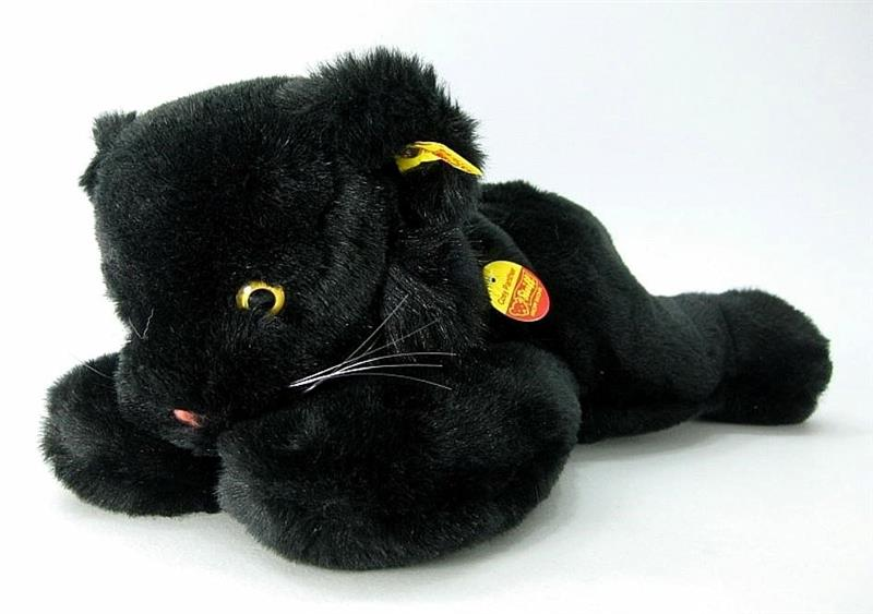 Steiff Cosy Panther EAN 5370/28